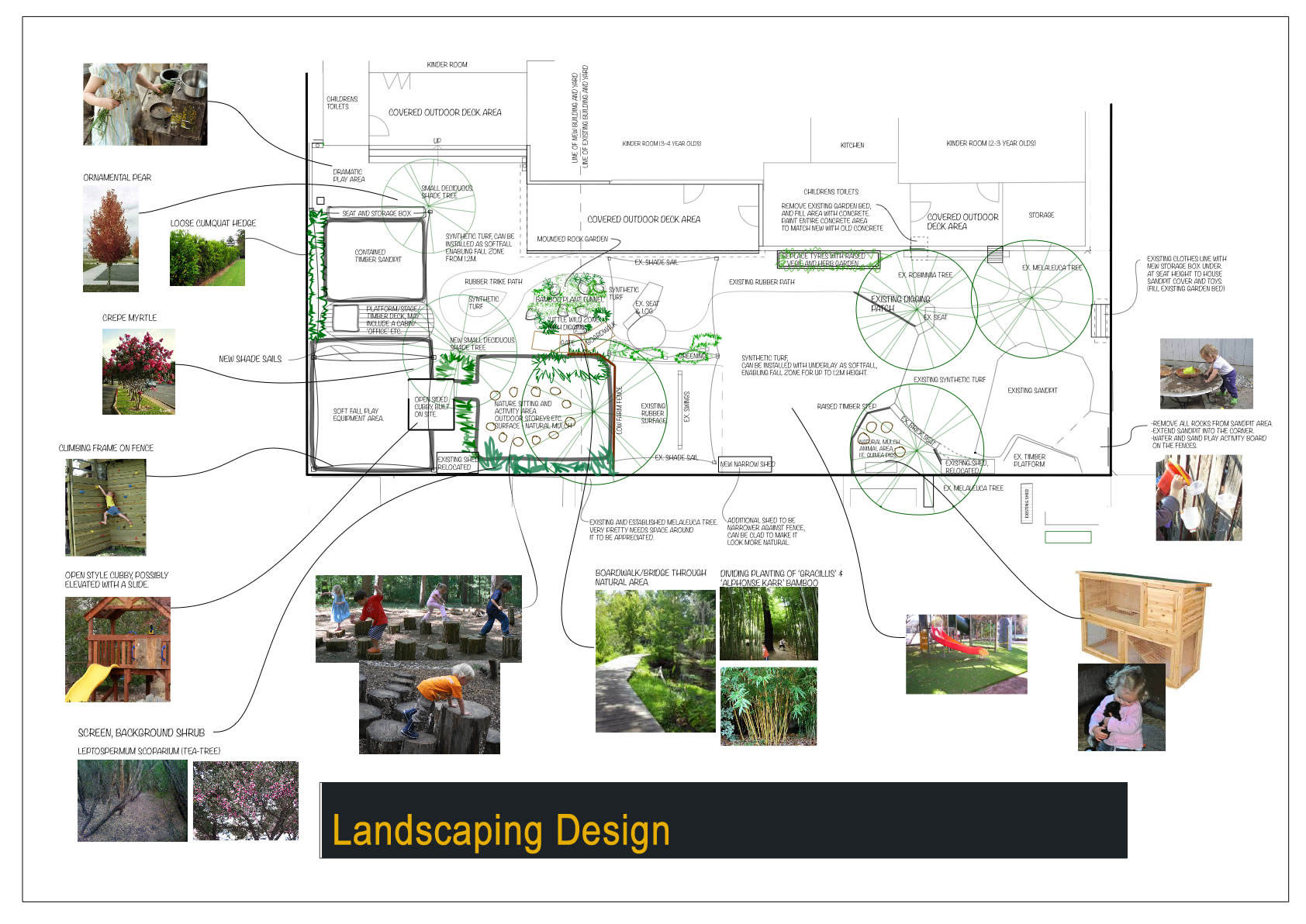 DESIGN DEVELOPMENT PLAN 2 - Anne Sgro Children's Centre